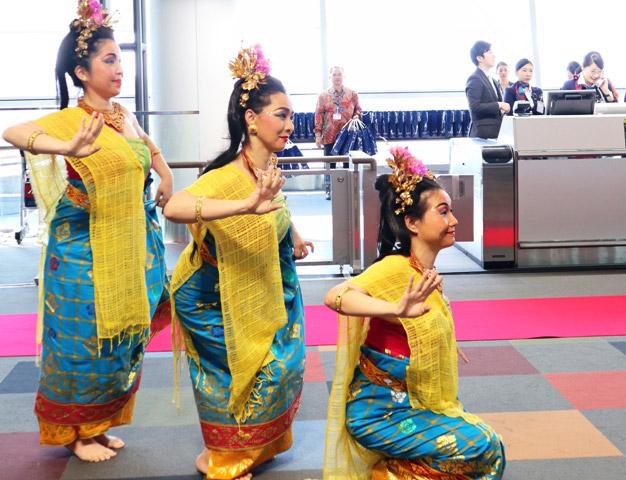 ガルーダインドネシア航空でバリ島へ~完璧!ジャカルタ乗り...