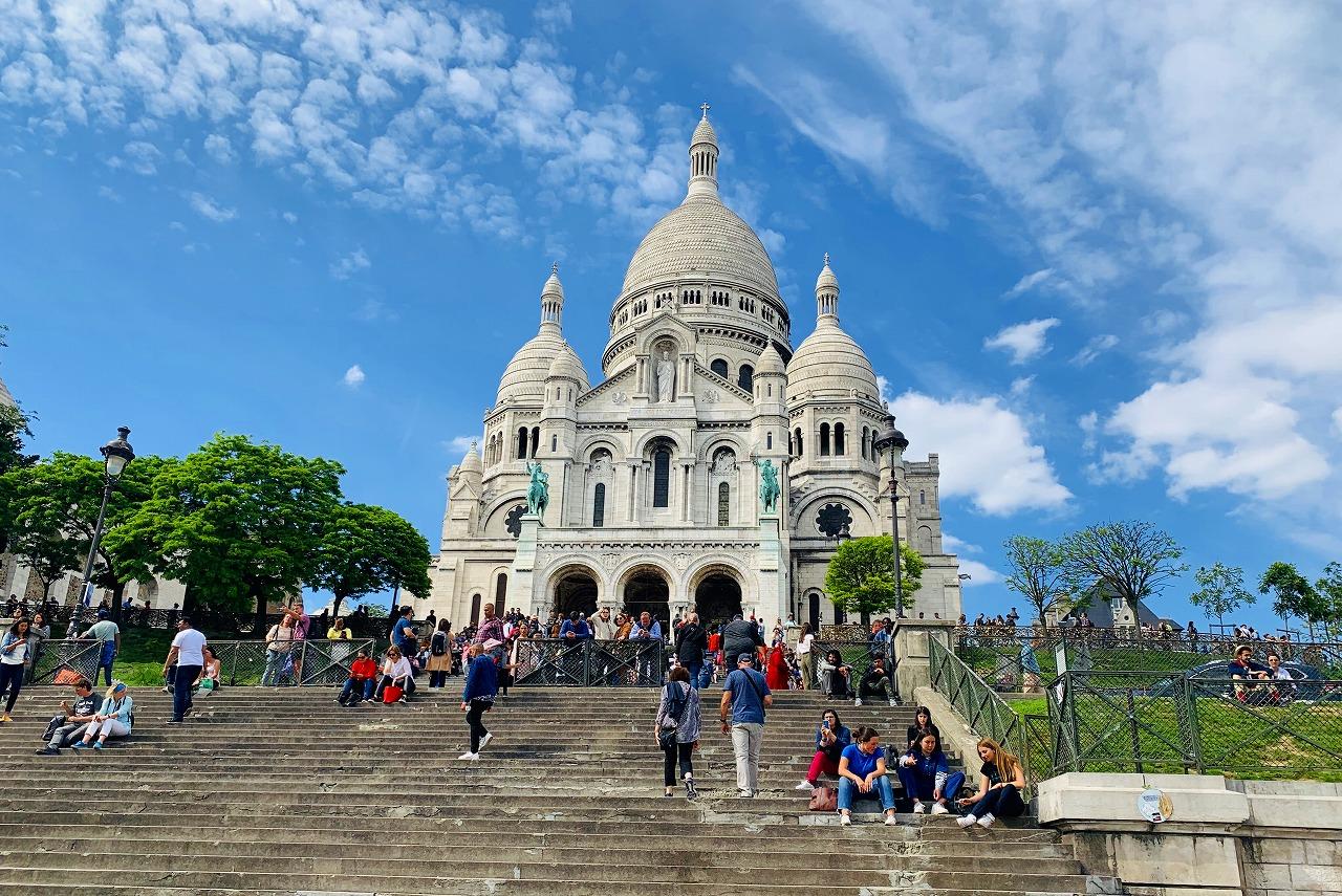 モンマルトル&パリ王道ツアーの魅力とは??