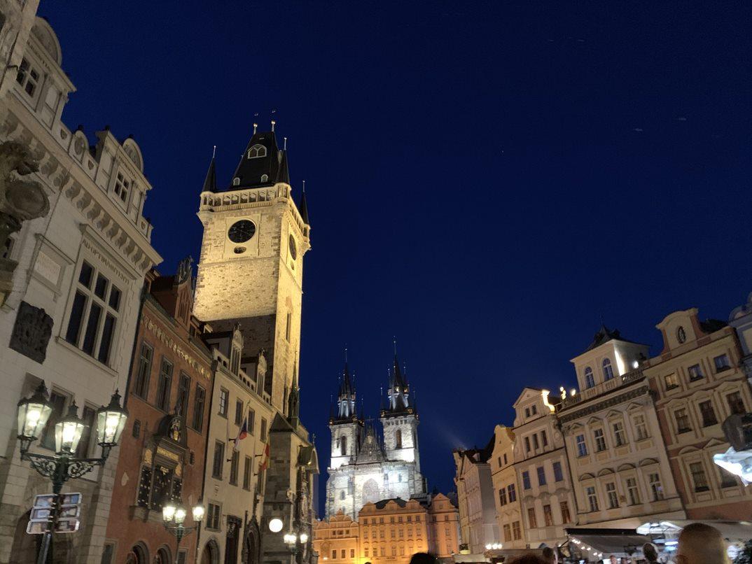 【世界遺産の街プラハ】おすすめ教会コンサート♪