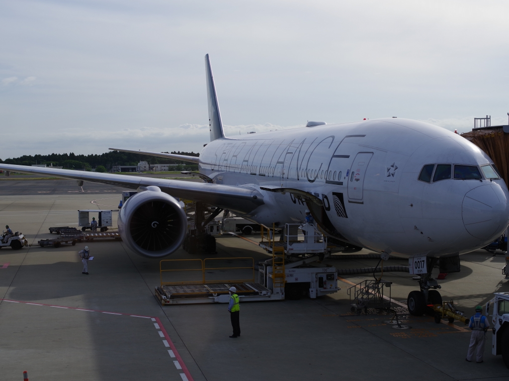 ユナイテッド航空 ビジネスクラスで快適な中南米の旅!