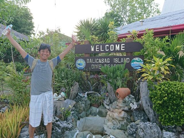 ★フィリピンNo,1★バリバリ潜ろう バリカサグ