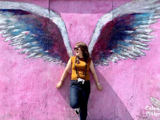 【LAのピンクの壁はどこ!?】 SNS映えのウォールアー...