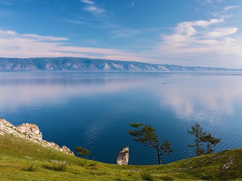 東洋のガラパゴス⁉ 世界一の湖『バイカル湖』