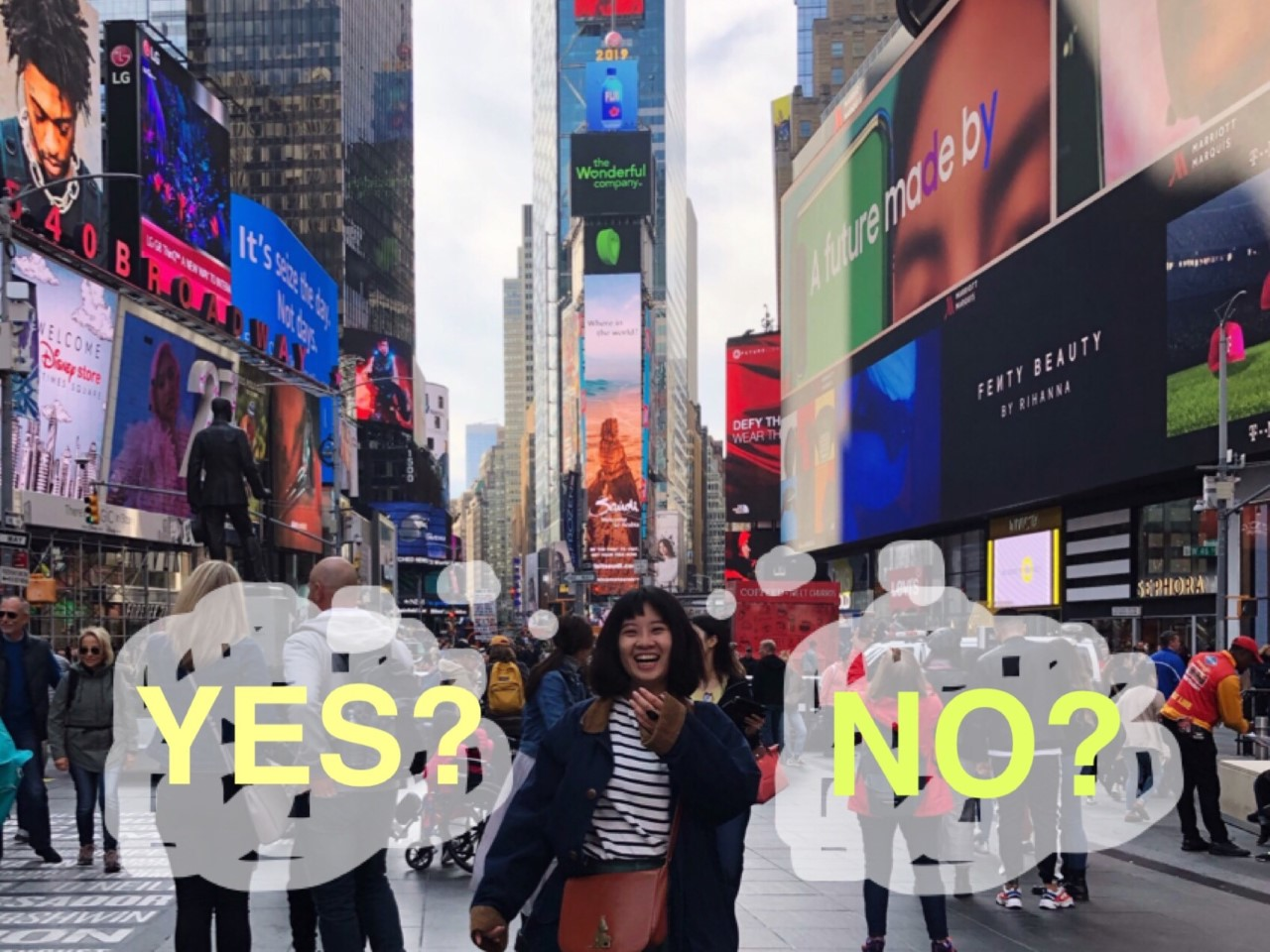 ニューヨークパスって実際いる?