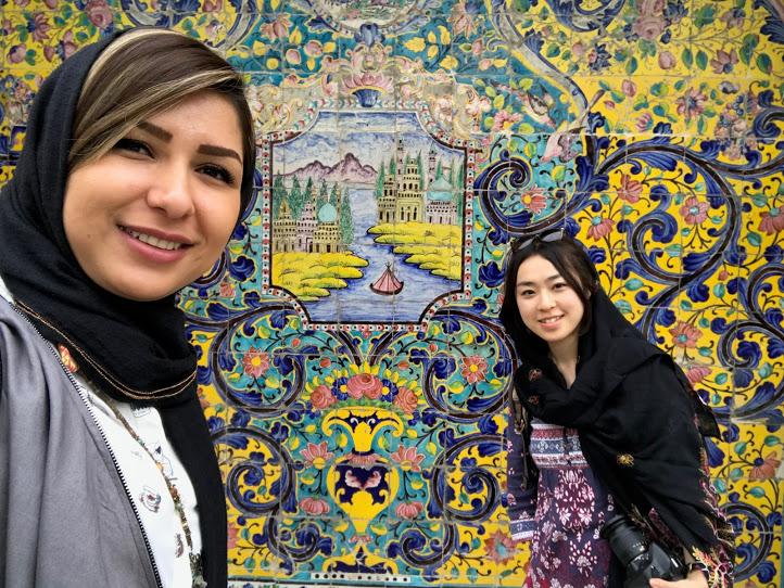 イランのファッション♪