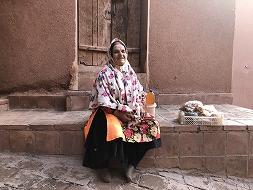 イランの田舎編 『ピンク色の村』を訪ねて