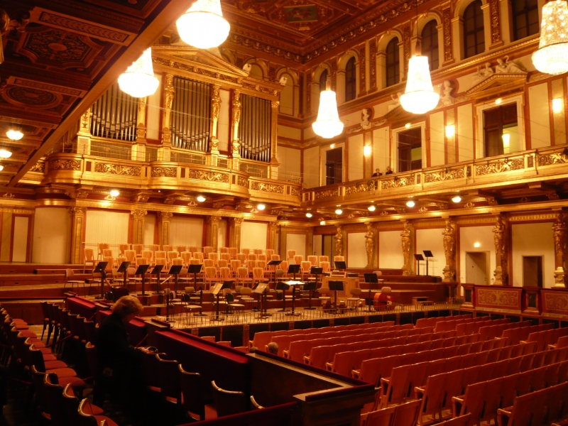 音楽の都ウィーンで本場の音楽を楽しむ
