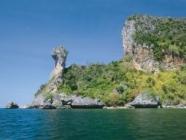 チキン島、タップ島、ポダ島