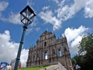聖ポール天主堂(世界遺産)