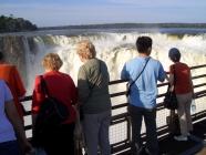 アルゼンチン側からの観光 「悪魔ののど笛」