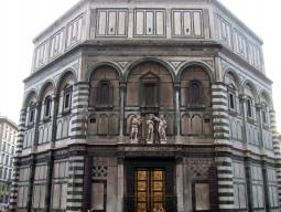フィレンツェ最古の洗礼堂