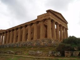 コンコルディア神殿