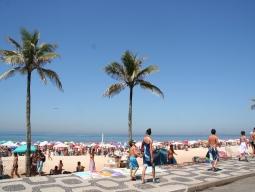 コパカバーナビーチ