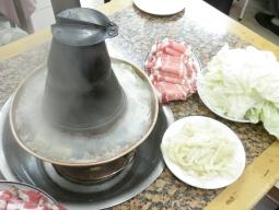 陽坊勝利涮羊肉(ラムしゃぶしゃぶ)
