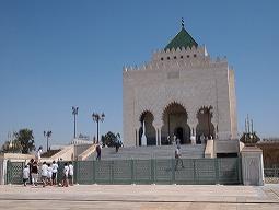 ムハンマド五世廟