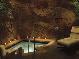 Spa grotto