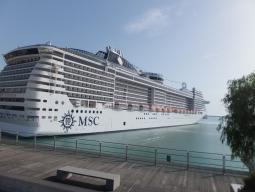 ★地中海クルーズ★MSCクルーズ☆ファンタジア号に乗船してきました♪