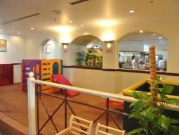Kids プレイルーム at Terrace Bay (メインレストラン)