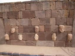 世界遺産ティワナク遺跡