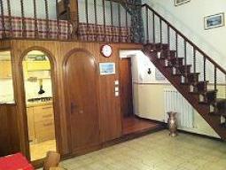部屋内階段