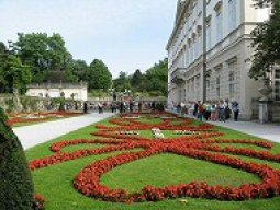 ミラベル宮殿/庭園