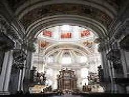 ザルツブルク大聖堂(ドーム)