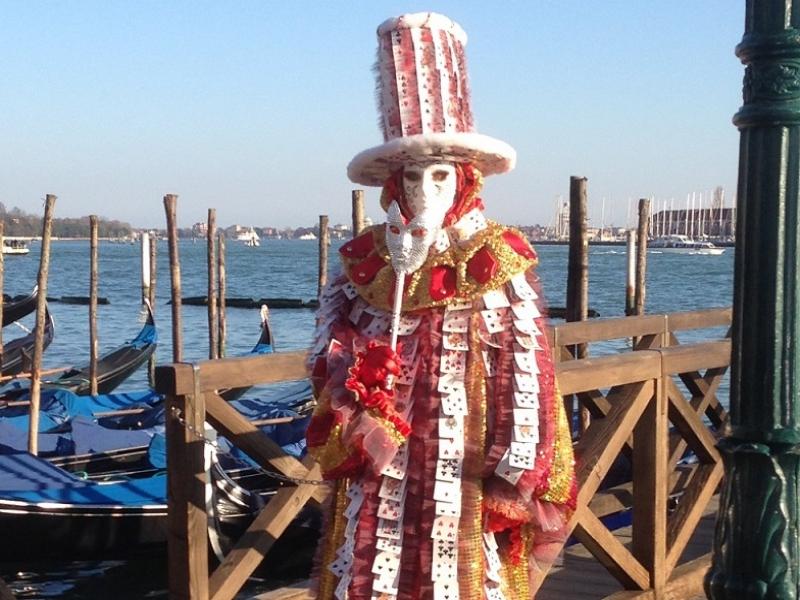 ベネチアカーニバルの様子4