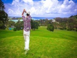 ゴルフ12ホール