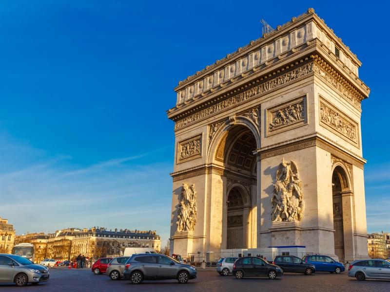 華の都パリ×ドーハ周遊