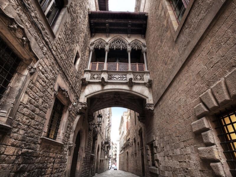 バルセロナお散歩ツアー