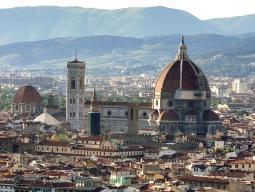 フィレンツェの象徴 ドゥオモ