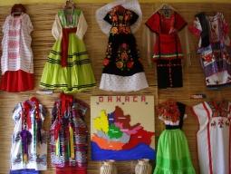 オアハカ 民族衣装