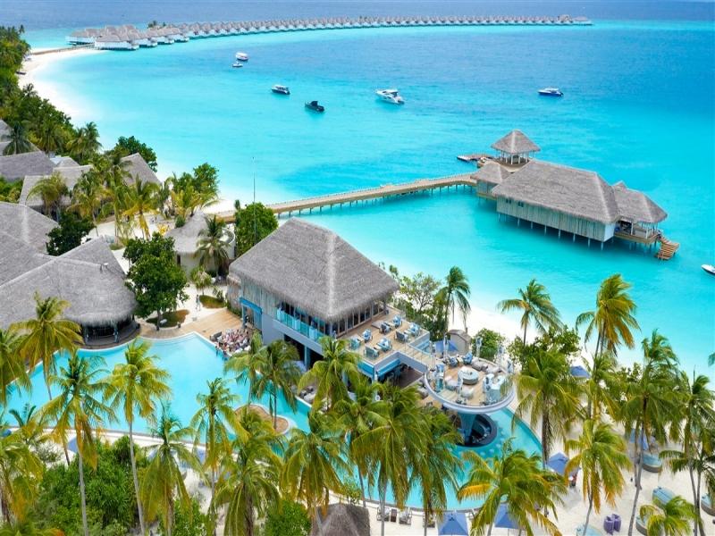 モルディブ 人気リゾートランキング