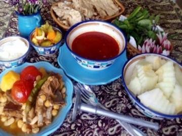イラン料理屋『Dizi』