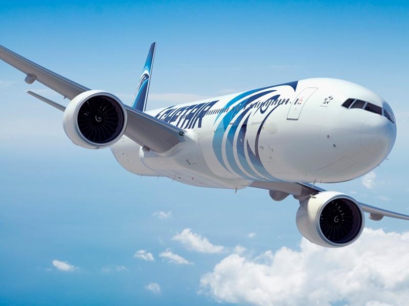 エジプト航空イメージ