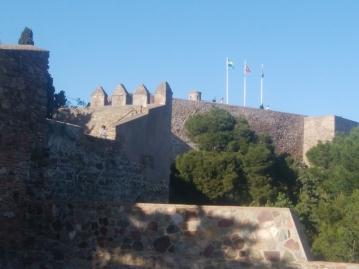 アルカサバ・ヒブラルファロ城