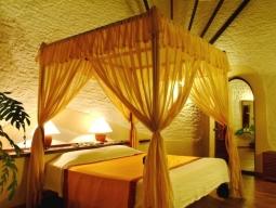 ビーチバンガロー ベッドルーム/一例