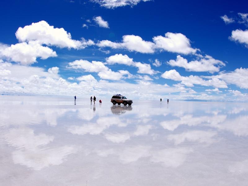 おすすめの絶景・秘境ツアー ボリビア/ウユニ塩湖