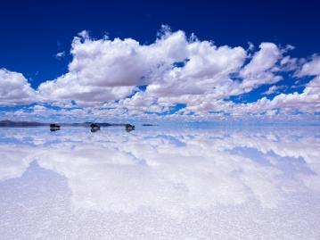 ウユニ湖(ボリビア)