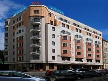 パーク イン バイ ラディソン サドゥ モスクワ ホテル