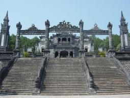 カイディン帝廟