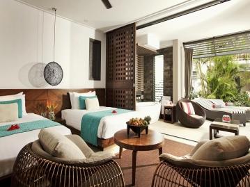 ガーデンルーム客室例