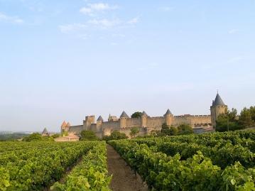 ラングドック・ワイン生産地