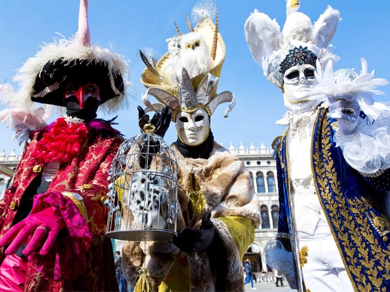 ベネチアカーニバルの様子3