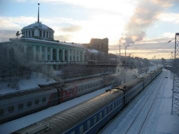 ムルマンスク駅