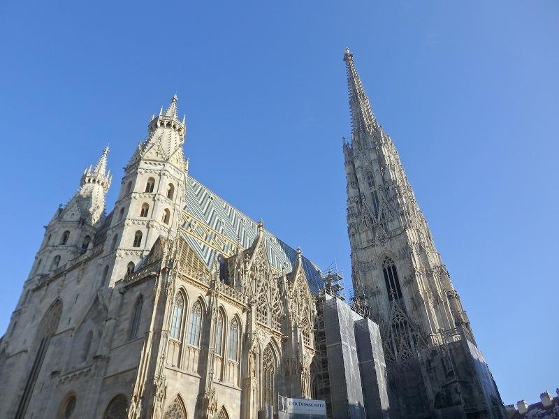 プラハから「芸術の都」ウィーンへ行く