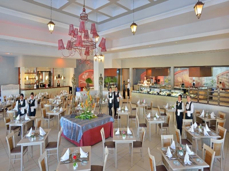 バラデロ パラディサス レストラン