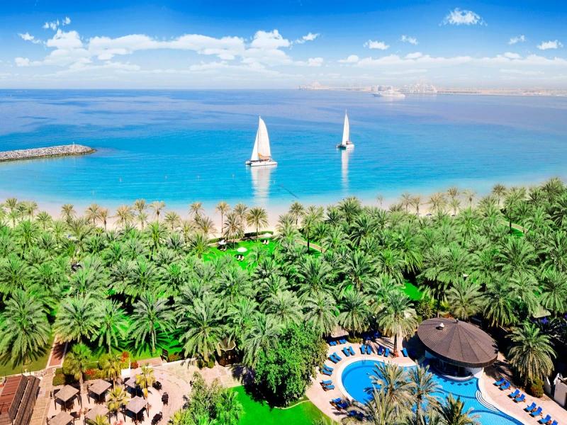 透明度抜群のアラビア海