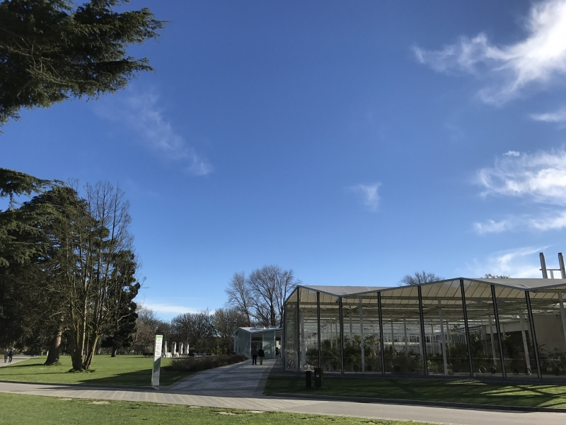 クライストチャーチ植物園(Christchurch Botanic Gardens)