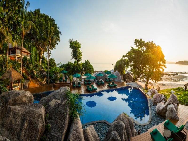 おすすめビーチリゾート ビンタン島(インドネシア)